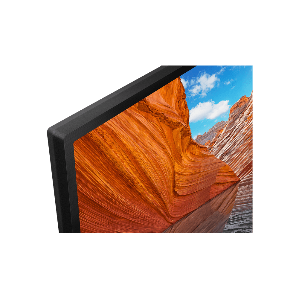 "43"" X80J   4K Ultra HD   High Dynamic Range (HDR)   Smart TV (Google TV), , product-image"