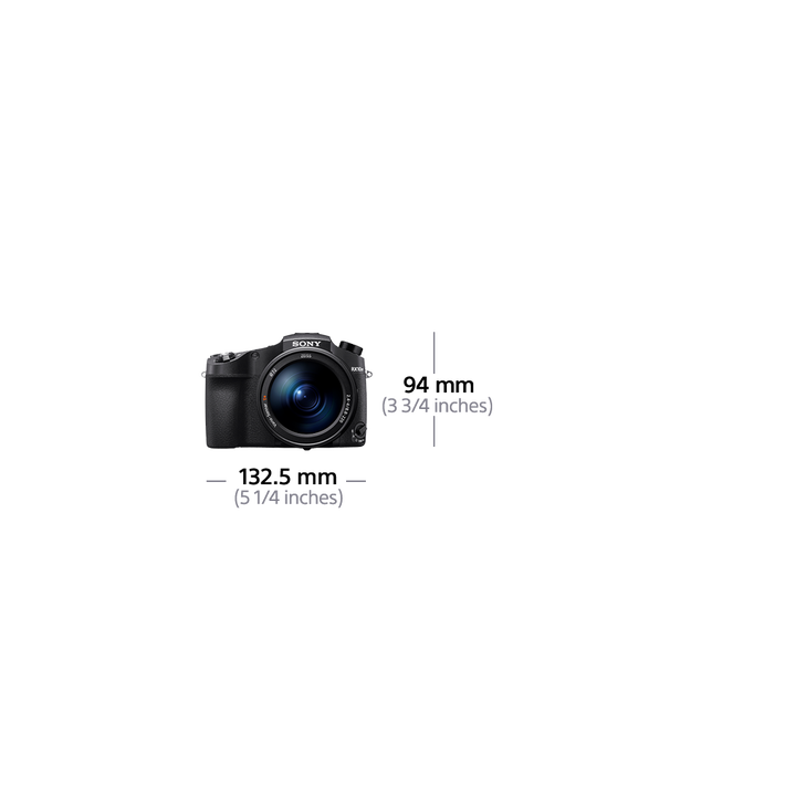 RX10 IV with 0.03s. AF/25x optical zoom, , product-image
