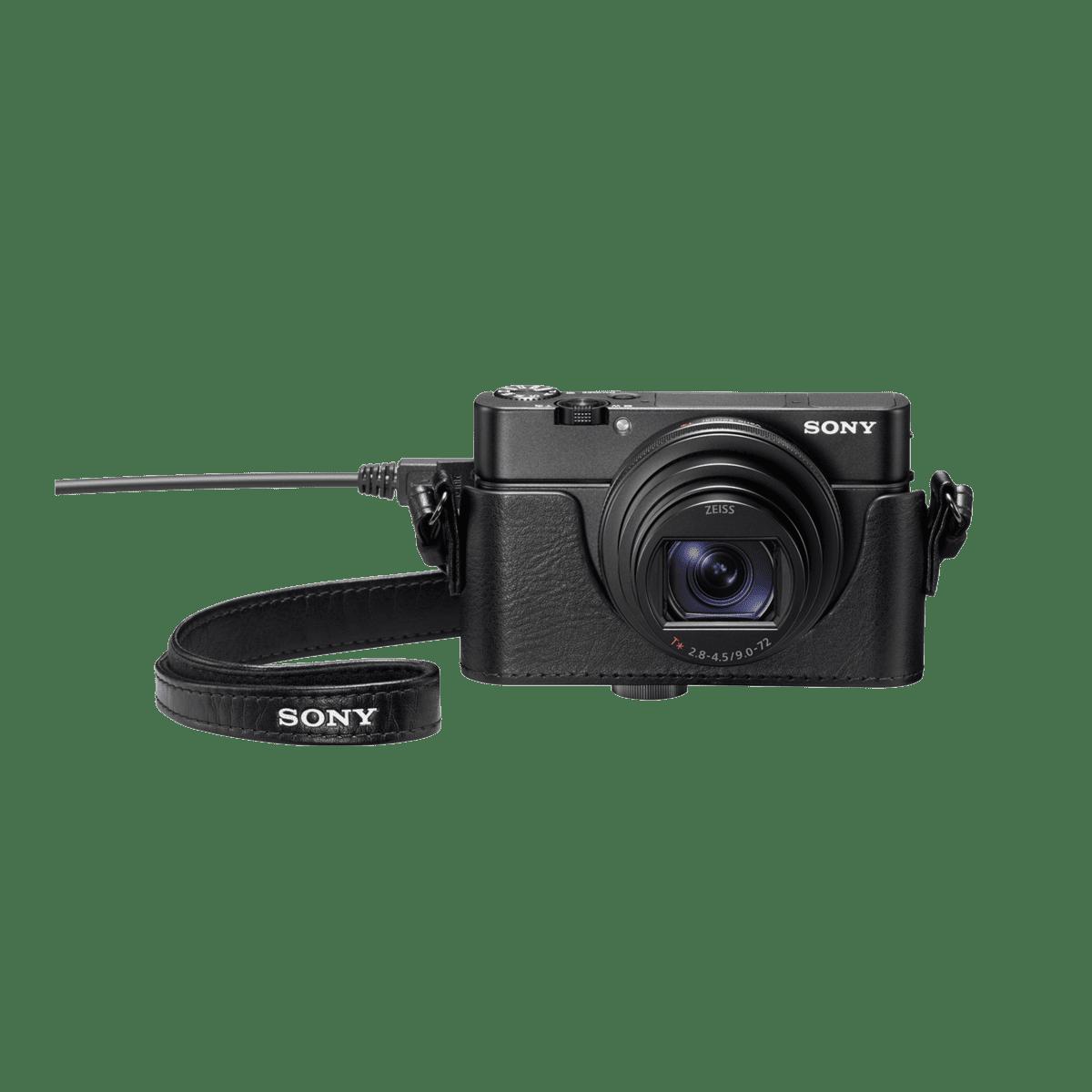 LCJ-RXK Jacket Case for RX100 Series (Black), , product-image