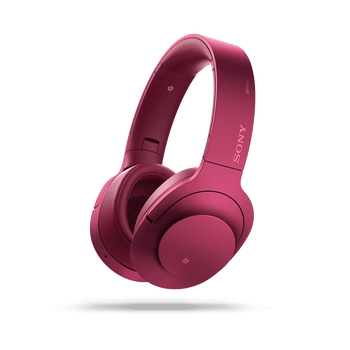h.ear on Wireless Noise Cancelling Headphones (Pink), , hi-res
