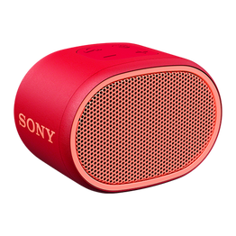 XB01 EXTRA BASS Portable BLUETOOTH Speaker (Red)