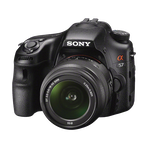 a57 Digital SLT 16.1 Mega Pixel Camera with SAL1855 Lens, , hi-res
