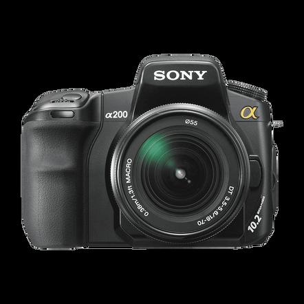Digital SLR 10.2 Mega Pixel Twin Lens Kit, , hi-res