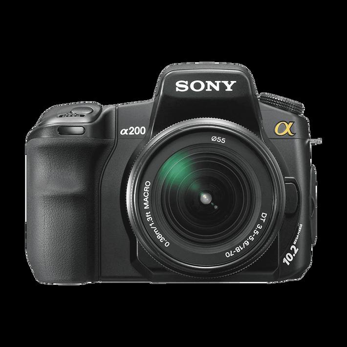 Digital SLR 10.2 Mega Pixel Twin Lens Kit, , product-image