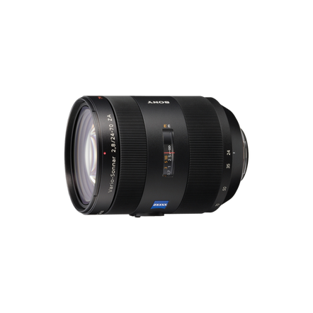 A-Mount Zeiss 24-70mm F2.8 Zoom Lens