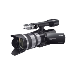 Interchangeable Lens Handycam Camcorder (Zoom Lens Kit), , hi-res