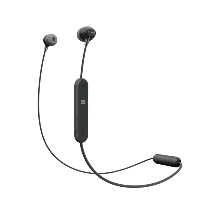 WI-C300 Wireless In-ear Headphones (Black), , product-image