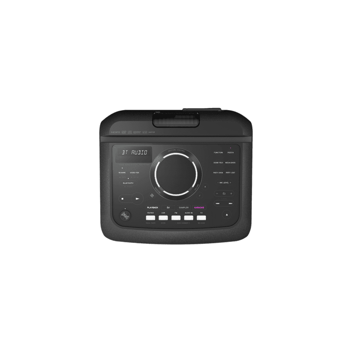 High Power Home Audio System with Bluetooth and Wi-Fi, , product-image