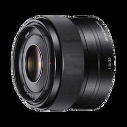 E-Mount 35mm F1.8 OSS Lens