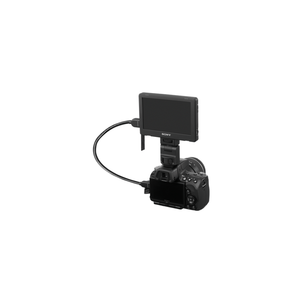 C Lumen-V55 Clip-On LCD Monitor, , product-image