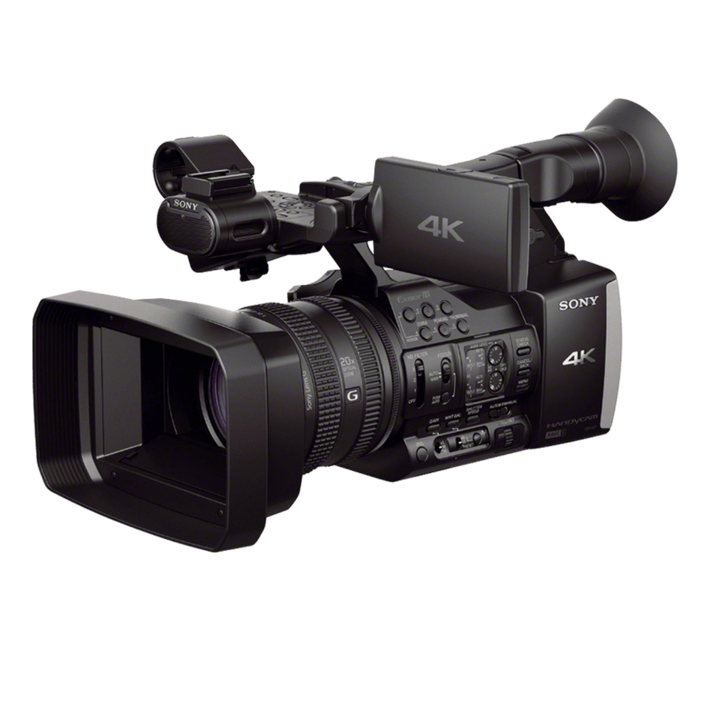 AX1E 4K Professional Handycam, , product-image