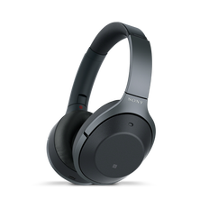 WH-1000XM Flagship Wireless Noise Cancelling Headphones (Black)