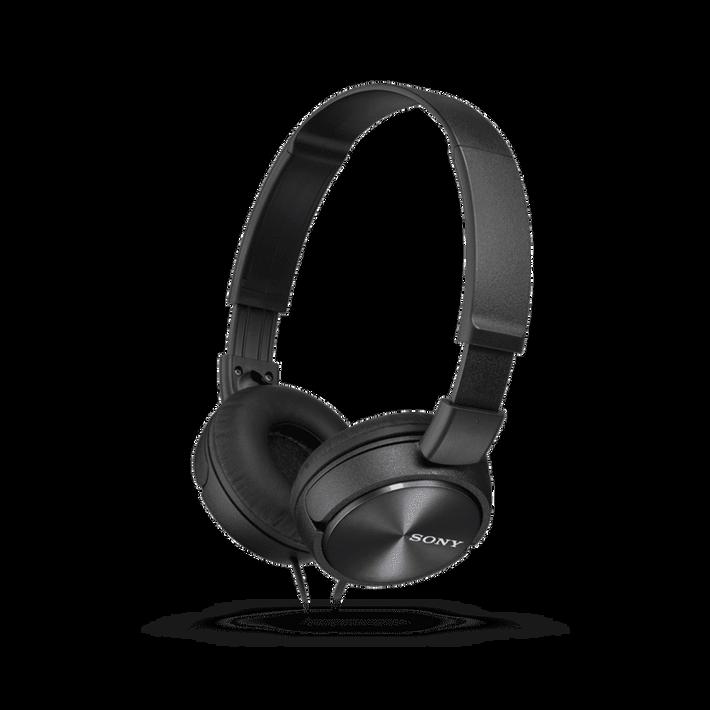ZX310 Folding Headphones (Black), , product-image