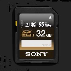 32GB SDHC UHS-1 Class 10 Memory Card UZ Series