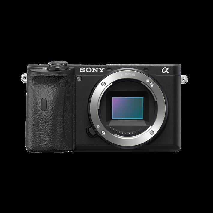 Alpha 6600 Premium Digital E-Mount Camera with 24.2MP APS-C Sensor , , product-image