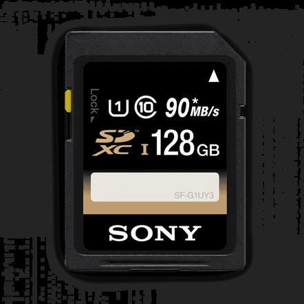 128GB SDHC Memory Card USH-1 Class 10 R70, , hi-res