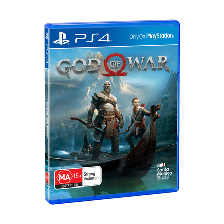 PlayStation4 God of War, , hi-res