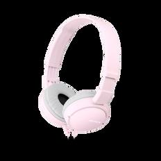 ZX110 Headband Type Headphones (Pink)