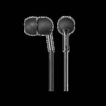 EX55 In-Ear Headphones (Black), , hi-res