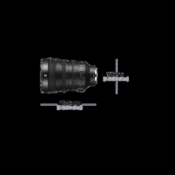 E-Mount E PZ 18-110mm F4 G OSS Lens, , product-image