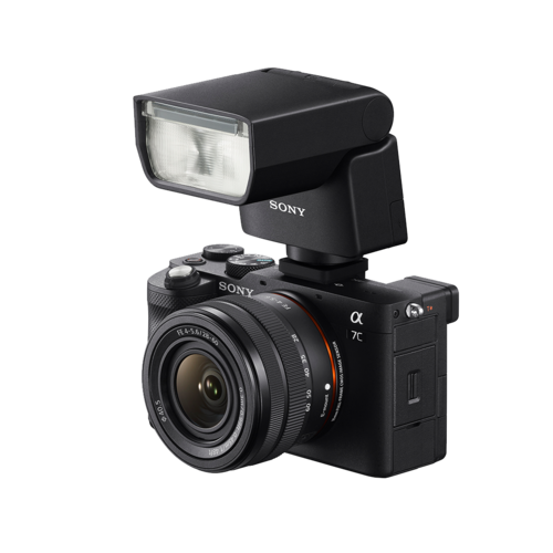 HVL-F28RM External Flash with Wireless Radio Control , , product-image