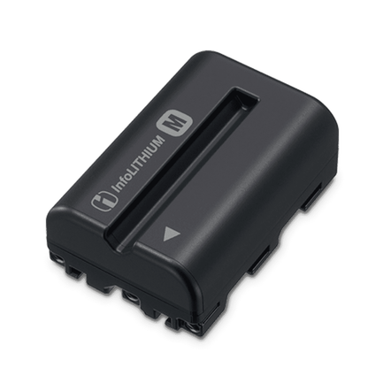 NP-FM500H M-series Rechargeable Battery Pack, , hi-res