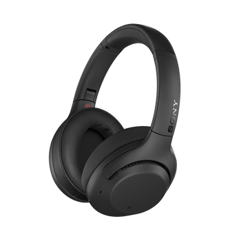 WH-XB900N EXTRA BASS Wireless Noise Cancelling Headphones (Black), , lifestyle-image